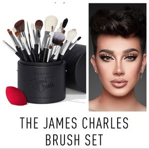 NWT MORPHY x James Charles Complete BLUSH SET (34)